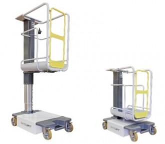 Nacelle élévatrice électrique 180 kg - Devis sur Techni-Contact.com - 2