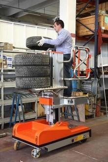Nacelle élévatrice électrique 200 Kg - Devis sur Techni-Contact.com - 1