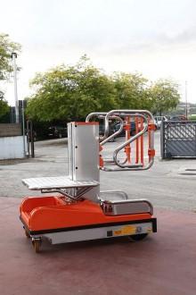 Nacelle élévatrice électrique 200 Kg - Devis sur Techni-Contact.com - 2