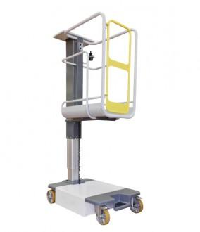 Nacelle élévatrice hauteur 5 mètres - Devis sur Techni-Contact.com - 1