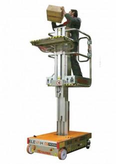 Nacelle élévatrice picking manuelle - Devis sur Techni-Contact.com - 1