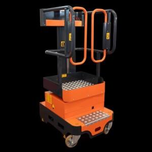 Nacelle élvatrice 5 mètres ultra compacte - Devis sur Techni-Contact.com - 5