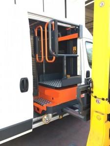 Nacelle élvatrice 5 mètres ultra compacte - Devis sur Techni-Contact.com - 6