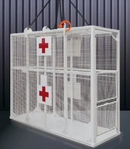 Nacelle évacuation blessés - Devis sur Techni-Contact.com - 1