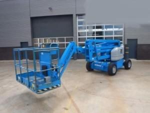 Nacelle flèche diesel occasion 227 kg - Devis sur Techni-Contact.com - 1