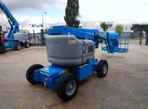 Nacelle flèche diesel occasion 227 kg - Devis sur Techni-Contact.com - 2