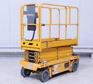Nacelle occasion ciseau batterie 230 kg - Devis sur Techni-Contact.com - 1