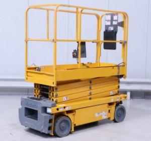 Nacelle occasion ciseau batterie 230 kg - Devis sur Techni-Contact.com - 2