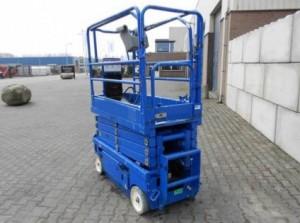 Nacelle ciseau batterie occasion compacte 227 kg - Devis sur Techni-Contact.com - 2