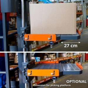 Nacelle pour picking 5 m - Devis sur Techni-Contact.com - 4