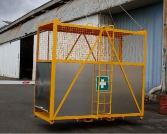 Nacelle secours de chantier - Devis sur Techni-Contact.com - 4