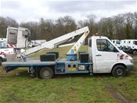 Nacelle sur camion 14 m - Devis sur Techni-Contact.com - 1