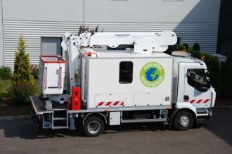 Nacelle sur camion 265 Kg - Devis sur Techni-Contact.com - 1