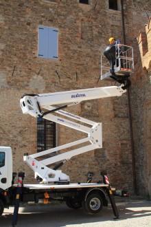 Nacelle sur camion hauteur de travail 20 mètres - Devis sur Techni-Contact.com - 2