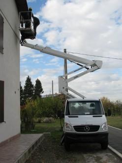 Nacelle sur camion hauteur de travail 20 mètres - Devis sur Techni-Contact.com - 3