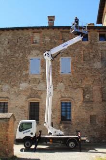 Nacelle sur camion hauteur de travail 20 mètres - Devis sur Techni-Contact.com - 5