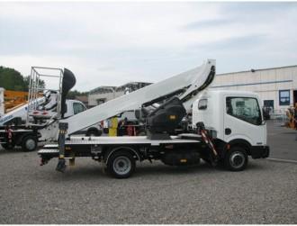 Nacelle sur camion oil - Devis sur Techni-Contact.com - 1