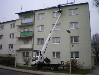 Nacelle sur camion oil - Devis sur Techni-Contact.com - 2