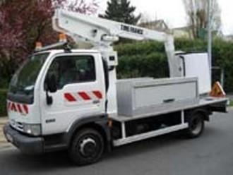 Nacelle sur véhicule 3T5 (VL) 200 kg - Devis sur Techni-Contact.com - 1