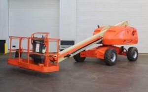 Nacelle télescopique diesel occasion 227 kg - Devis sur Techni-Contact.com - 1