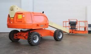 Nacelle télescopique diesel occasion 227 kg - Devis sur Techni-Contact.com - 2