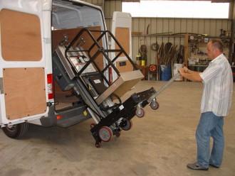 Nacelle verticale à poussée manuelle - Devis sur Techni-Contact.com - 4