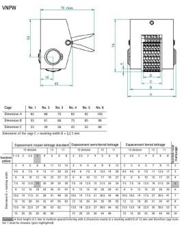 Numéroteur automatique et manuel pour le marquage - Devis sur Techni-Contact.com - 4