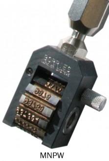 Numéroteur automatique et manuel pour le marquage - Devis sur Techni-Contact.com - 7