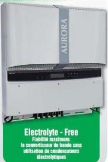 Onduleur photovoltaïque rendement élevé - Devis sur Techni-Contact.com - 1