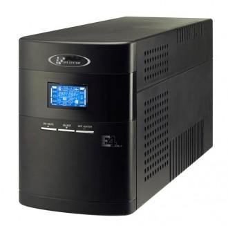 Onduleur pour 4 prises à afficheur LCD - Devis sur Techni-Contact.com - 1