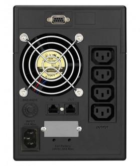 Onduleur pour 4 prises à afficheur LCD - Devis sur Techni-Contact.com - 2