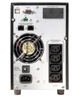 Onduleur pour 8 prises à afficheur LCD - Devis sur Techni-Contact.com - 2