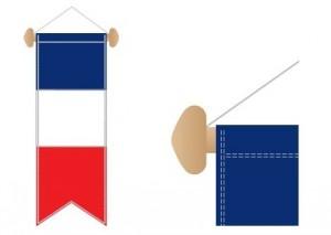 Oriflammes pays du monde - Devis sur Techni-Contact.com - 1