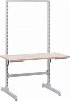 Ossature tubulaire pour table basic - Devis sur Techni-Contact.com - 1