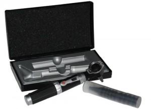 Otoscope de poche à éclairage fibre optique - Devis sur Techni-Contact.com - 2