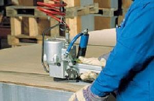 Outil de cerclage pneumatique sans chapes - Devis sur Techni-Contact.com - 1