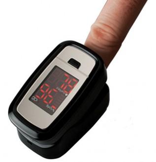 Oxymètre de pouls monobloc miniature - Devis sur Techni-Contact.com - 1