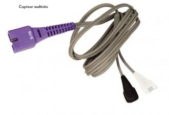 Oxymètre de pouls portable compact - Devis sur Techni-Contact.com - 2