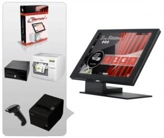 Pack caisse enregistreuse billetterie - Devis sur Techni-Contact.com - 1