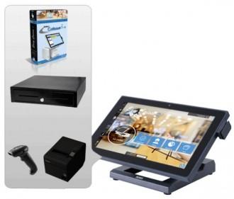 Pack caisse enregistreuse tactile commerce de détail - Devis sur Techni-Contact.com - 1