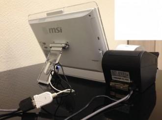 Pack caisse enregistreuse tactile en occasion - Devis sur Techni-Contact.com - 2