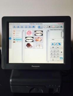 Pack caisse enregistreuse tactile occasion - Devis sur Techni-Contact.com - 1
