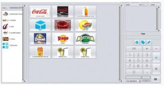 Pack caisse enregistreuse tactile pour restaurant - Devis sur Techni-Contact.com - 5