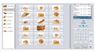 Pack caisse enregistreuse tactile pour restaurant - Devis sur Techni-Contact.com - 6