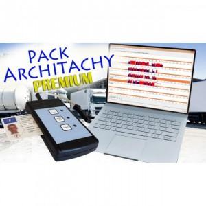 Pack complet pour collecter et analyser les cartes conducteurs et véhicules - Devis sur Techni-Contact.com - 1