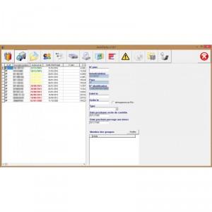 Pack complet pour collecter et analyser les cartes conducteurs et véhicules - Devis sur Techni-Contact.com - 9