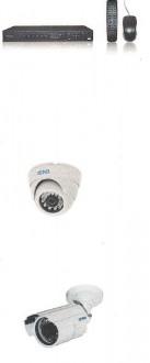 Pack de videosurveillance intérieur - Devis sur Techni-Contact.com - 1