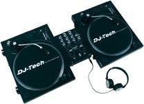 PACK DJ TECH VINYL CONTROL 5 - Devis sur Techni-Contact.com - 1