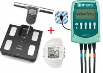 Pack impédancemètre et electro stimulateur - Devis sur Techni-Contact.com - 1