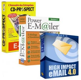 Pack pro emailing - Devis sur Techni-Contact.com - 1